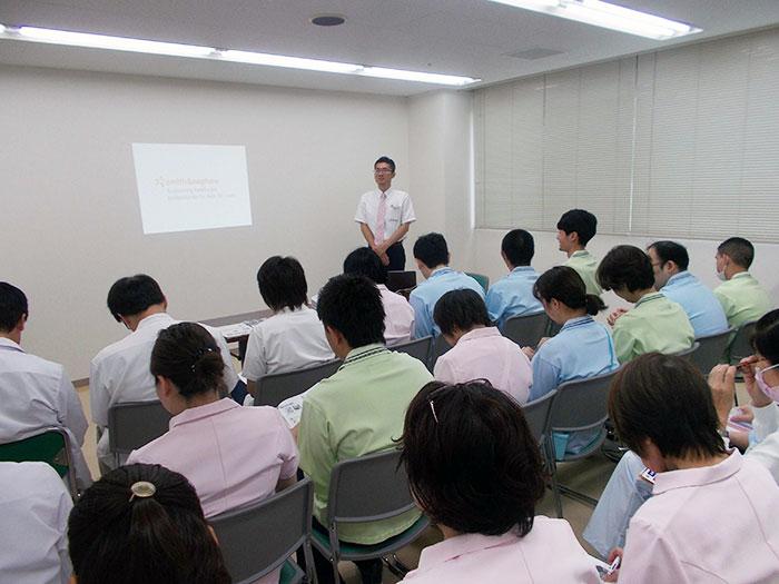 褥瘡研修会