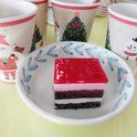 クリスマス会ケーキ♪
